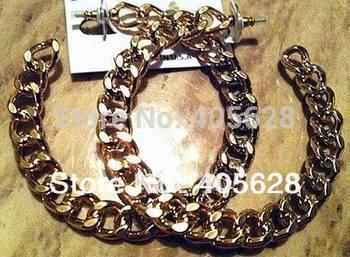 Fashion Alloy chain earrings
