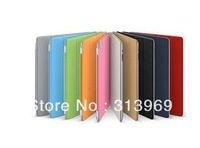 High quality Magnetic Slim Leather Smart Cover Case for iPad 2 iPad 3 Multiple Color