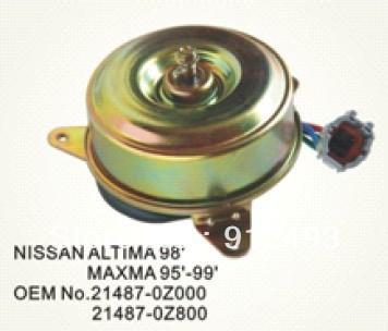 охлаждение двигателя вентилятора для автомобиля nissan
