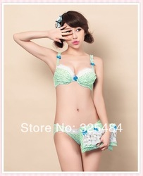 free shipping 2013sexy bra set ladies' fashion underwear set wholesale&retail(China (Mainland))