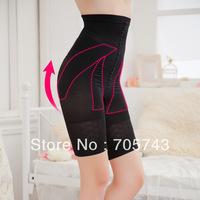 Free shipping via CPAM women's shaper panties beauty slim high waist pants high quanlity body shaper control underwear