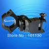 New 25.4mm Diameter Tactical Laser flashlight Rifle Scope Riflescope Mount Adjustable Elevation Windage for 21mm Rail System