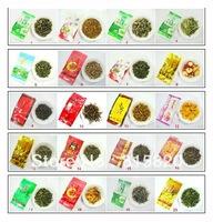 20 Different Flavor Famous Tea ,oolong tea,Black tea,Green tea,Flower tea,Herbal tea,puer tea,free shipping
