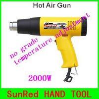 BESTIR taiwan products 50-450/650C 2000W temp adjust hot blowers PVC welder hot air welding gun shrink wrap heat gun,NO.14612