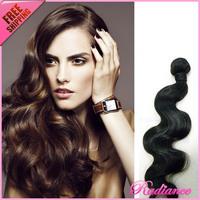 "virgin brazilian body wave 4 bundles gs hair human hair products 12""14""16""18""20""22""24""26""28"" mix set natural black color on sale"