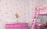 Cartoon Design Paper Wallpapers for Baby and Children's bedroom