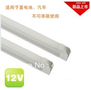 T5 led lighting tube led fluorescent lamp led energy saving lamp 12v(China (Mainland))