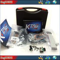 2013 new ktag K-TAG ECU Programming Tool Master Version auto ECU programmer multi-language