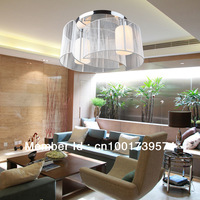 The indoor modern minimalist ceiling lamps