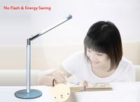 Energy Saving Modern Design Metal Office Led Study Lamp Brief Foldable Bedside USB Study Table Lamp 110V To 220V