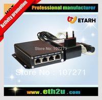 ArtNet to DMX Converter, ArtNet Controller, ETH-500D,Free shipping