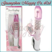 Maggiq-164 Multi-speed Vibrating Vibe Vibration & Rotation Waterproof Vibrators Clit Vibe Adult Sex Toys For Female