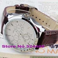 2013 new Quartz watch classic fashion personality series strap watch mens watch