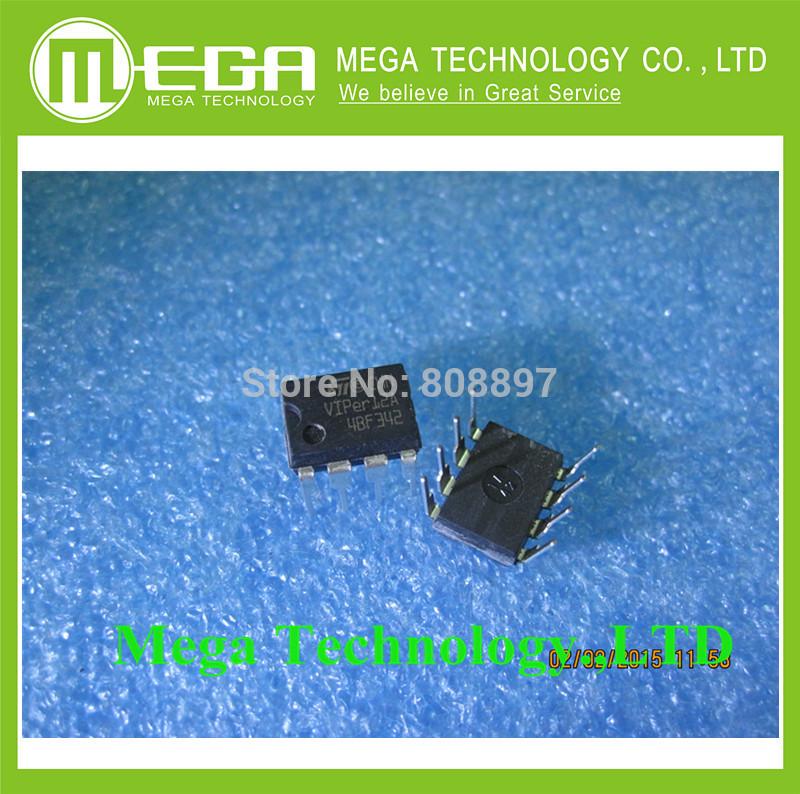 100 шт., Новый VIPER12A. DIP8 100 шт 100% новый bq4802ydw bq4802lydw