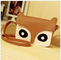 LOVE Female bags 2012 female small fox vintage bags shoulder bag cross-body women's handbag