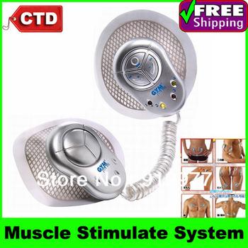 Duo Unisex Electronic Wireless Muscle Stimulation System