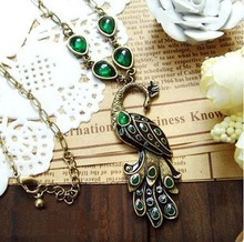 wholesale green necklaces