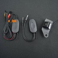 2.4g wireless car rear camera for Mitsubushi ASX Car Rear Vision Camera Free Shipping