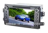 DVD player for SUZUKI SX4 WITH GPS, BLUETOOTH,DVB-T,ATSC,etc.