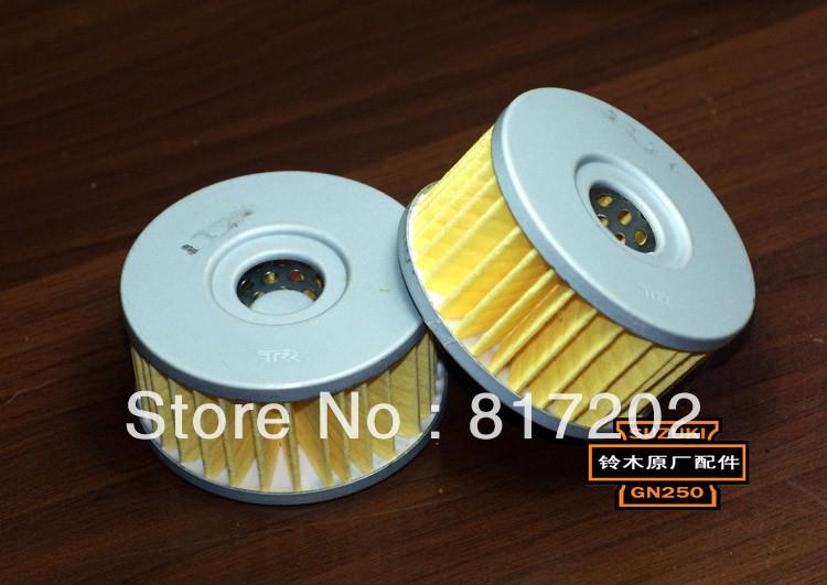 Oil Filter Suzuki GN250 GN400 TU250 VL125 VL250 Betamotor 350 ST250.VOLTY250.GZ250.DR250(China (Mainland))