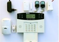 GSM SMS Home Burglar Security Alarm System Detector Sensor shop alarm security