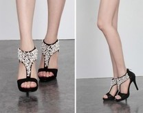 Fashion women's shoes sandals high-heeled shoes thin heels female beaded rhinestone platform pearl
