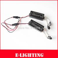2pcs/lot  12V Spare CCFL Inverter for Angel Eyes Light Halo Ring,CCFL Spare Ballast for BMW Mazda Lexus