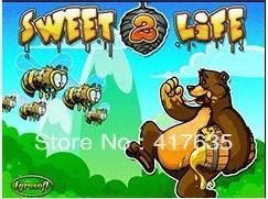 Sweet Life 2  Casino game board