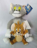 New Tom and Jerry Plush Toy Doll Soft Cute Stuffed