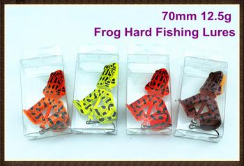 2PCS New Fishing Lure 70MM 12.5G,Hard Fishing Baits Free Shipping