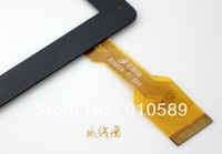 Free shipping,size:173mmX105mm Free shipping 7'' inch A13 touch screen touch panel digitizer glass code BSR028-V1 KDX