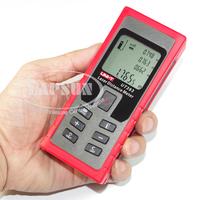 Professional Handheld Laser Range Finder Distance Meter Tester Area Volume Measure 0.1m-100M 328FT UNI-T  UT393 Free