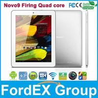 Ainol NOVO9 Firing Quad core tablet pc 9.7 inch Retina 2048x1536 pixel Jelly Bean 2GB RAM 10000mAh battery