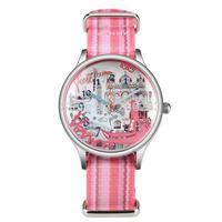 MN2002 MINI watch 3D Venice watch DIY Handmade Quartz Ladies watch 1pcs+free shipping