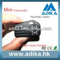 Free shipping 1080P HD  Camera  Taking Audio Function Mini Camera ADK1172