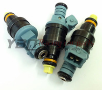 Free shipping ! High performance LOW impedance 1600cc/min fuel injector EV1 CONNECTOR 0 280 150 842 /  0280 150 846