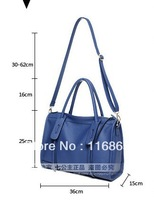 2013 new  women totes fashion Handbags tassels large bag Messenger bag travel bag free shipping