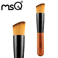 Hot Sale! Brand MSQ Synthetic Hair Foundation Brush+ FREE SHIPPING