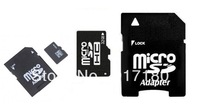 Free Shipping 32GB Micro SD Card TF Card Full Capacity Flash Card Class 10 with Adapter and Reader