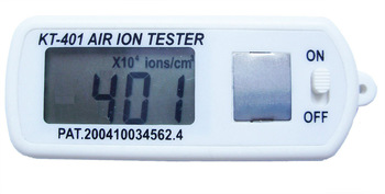 KT-401 Mini AIR Ion Tester