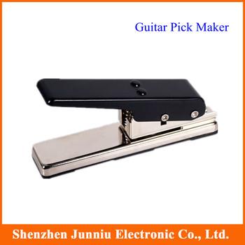 5 Pcs/lot Guitar Picks Maker Makes Guitar Picks from All kinds of Material Immediate DIY Make Your Guitar Picks Free Shipping