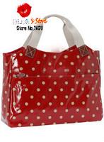 FREE SHIPPING cath red spot messenger bag for bussiness lovely westbourne rose cath business bag birds shoulder bag for notebook
