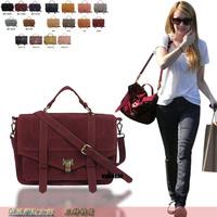 Free Shipping Fashion Star Women's Handbag jessica ps1 skin scrub briefcase messenger bag