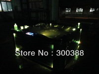 outdoor hot tub spa of body massage for 6 people