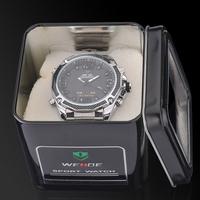 original weide black gift box for mens watch wristwatches