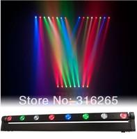 8x10w rgbw 4in1 CREE beam moving head bar light