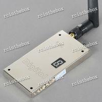 5.8G 200mw FPV5802 AV Sender Transmitter+FOX-R58 Receiver Set for FPV Telemetry System