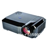 New Arrive! 720P,3D 16:9 Widescreen HDTV LED projector,Native WXGA (1280 X 800 Pixels), LED lamp 2,600 Lumens (Max),
