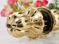 zinc alloy high quality knob cylindrical lock D102-be ball lock