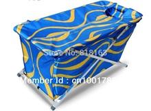 Portable Bathtub Fold Bathtub --lengthened(China (Mainland))
